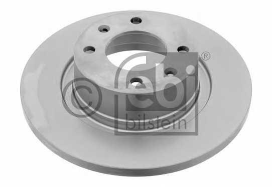 Тормозной диск FEBI BILSTEIN 26739 - изображение