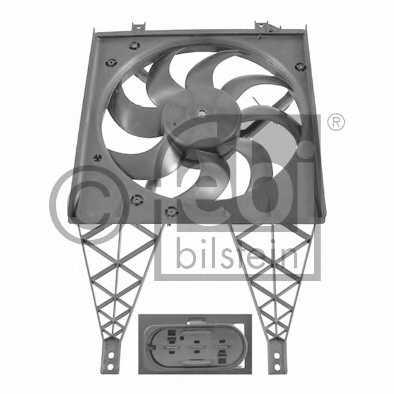 Вентилятор охлаждения двигателя FEBI BILSTEIN 26860 - изображение