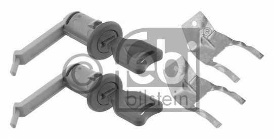 Комплект цилиндра замка FEBI BILSTEIN 26879 - изображение