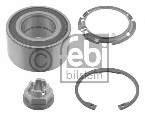 Комплект подшипника ступицы колеса FEBI BILSTEIN 26887 - изображение