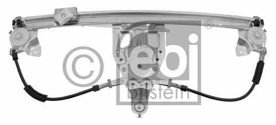 Подъемное устройство для окон FEBI BILSTEIN 26986 - изображение