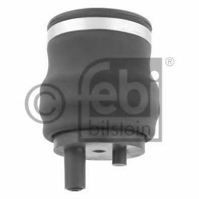 Баллон пневматической рессоры, крепление кабины FEBI BILSTEIN 27050 - изображение