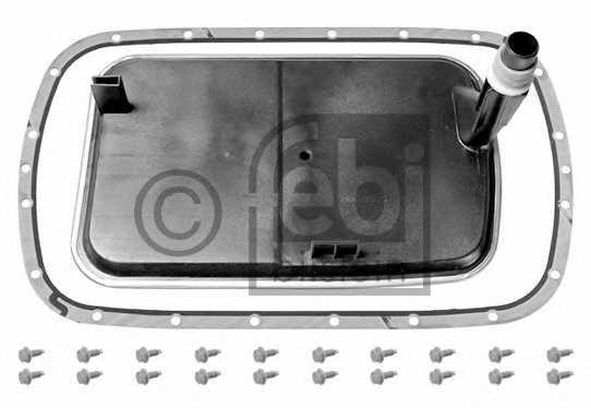 Комплект гидрофильтров АКПП FEBI BILSTEIN 27065 - изображение