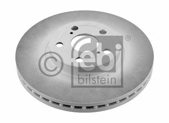 Тормозной диск FEBI BILSTEIN 27233 - изображение