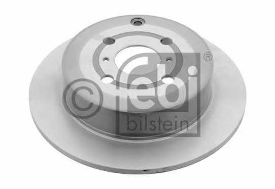 Тормозной диск FEBI BILSTEIN 27234 - изображение