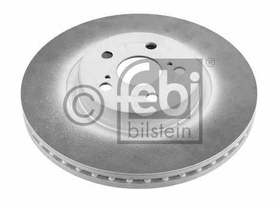 Тормозной диск FEBI BILSTEIN 27237 - изображение