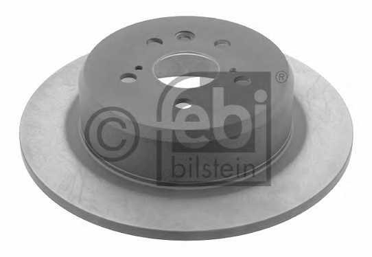 Тормозной диск FEBI BILSTEIN 27239 - изображение