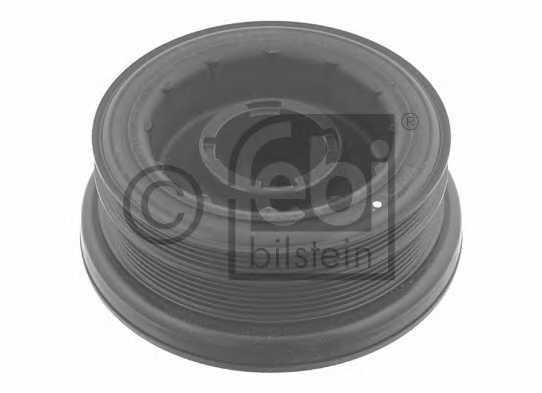 Ременный шкив коленвала FEBI BILSTEIN 27340 - изображение
