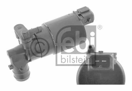 Водяной насос стеклоочистителя FEBI BILSTEIN 27351 - изображение
