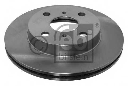 Тормозной диск FEBI BILSTEIN 27399 - изображение
