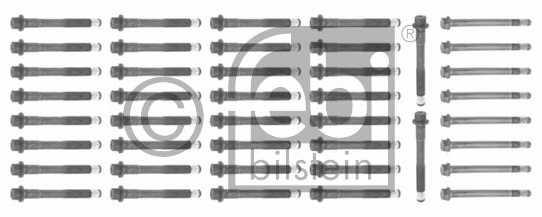 Болт головки цилидра FEBI BILSTEIN 27404 - изображение