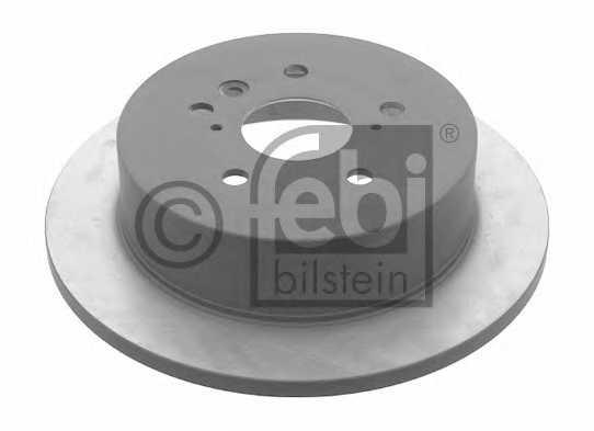 Тормозной диск FEBI BILSTEIN 27478 - изображение