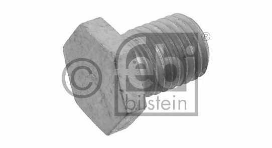 Резьбовая пробка, масляный поддон FEBI BILSTEIN 27531 - изображение