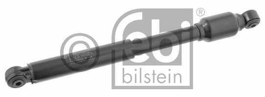 Амортизатор рулевого управления для SMART CABRIO(450), CITY-COUPE(450), CROSSBLADE(450), FORTWO(450) <b>FEBI BILSTEIN 27569</b> - изображение