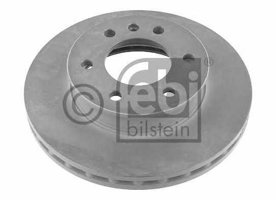 Тормозной диск FEBI BILSTEIN 27698 - изображение