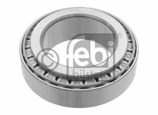 Подшипник ступицы колеса FEBI BILSTEIN 27804 - изображение