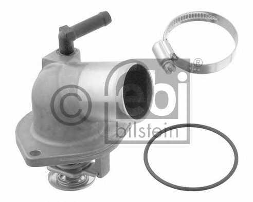 Термостат охлаждающей жидкости FEBI BILSTEIN 27869 - изображение
