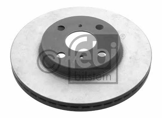 Тормозной диск FEBI BILSTEIN 27942 - изображение