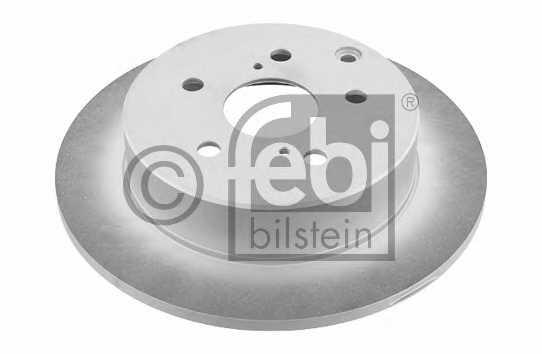 Тормозной диск FEBI BILSTEIN 28153 - изображение