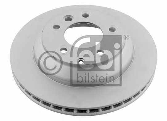 Тормозной диск FEBI BILSTEIN 28157 - изображение