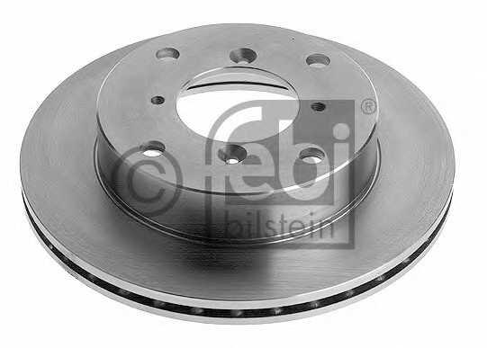 Тормозной диск FEBI BILSTEIN 28160 - изображение