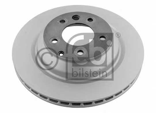 Тормозной диск FEBI BILSTEIN 28161 - изображение