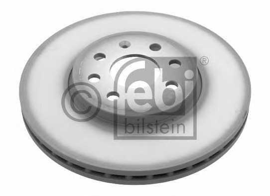 Тормозной диск FEBI BILSTEIN 28167 - изображение