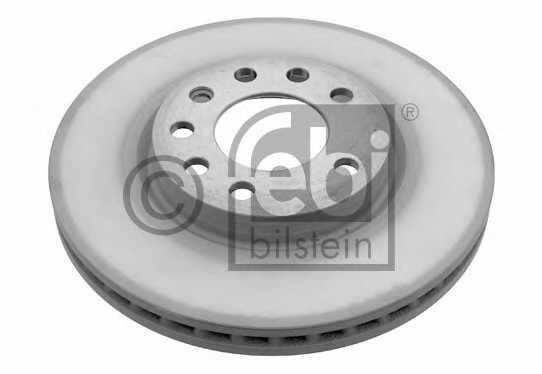 Тормозной диск FEBI BILSTEIN 28179 - изображение