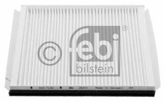 Фильтр салонный FEBI BILSTEIN 28201 - изображение