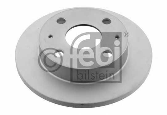 Тормозной диск FEBI BILSTEIN 28322 - изображение