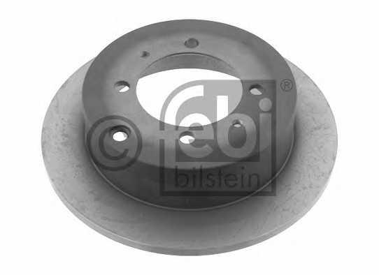 Тормозной диск FEBI BILSTEIN 28324 - изображение