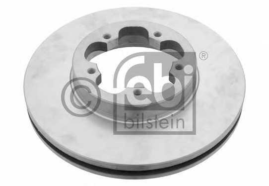 Тормозной диск FEBI BILSTEIN 28388 - изображение