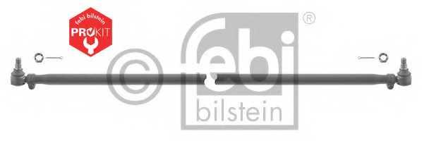 Поперечная рулевая тяга FEBI BILSTEIN 28408 - изображение