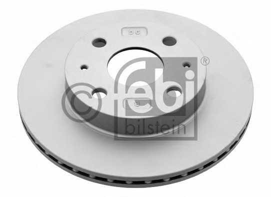 Тормозной диск FEBI BILSTEIN 28443 - изображение