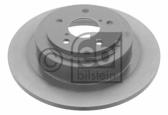 Тормозной диск FEBI BILSTEIN 28444 - изображение