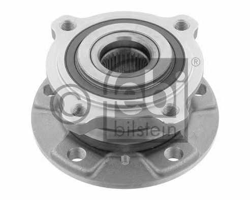 Комплект подшипника ступицы колеса FEBI BILSTEIN 28491 - изображение