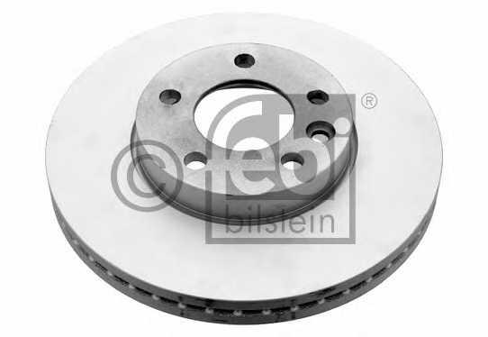 Тормозной диск FEBI BILSTEIN 28504 - изображение