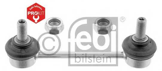 Тяга / стойка стабилизатора FEBI BILSTEIN 28606 - изображение