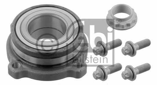Комплект подшипника ступицы колеса FEBI BILSTEIN 28623 - изображение