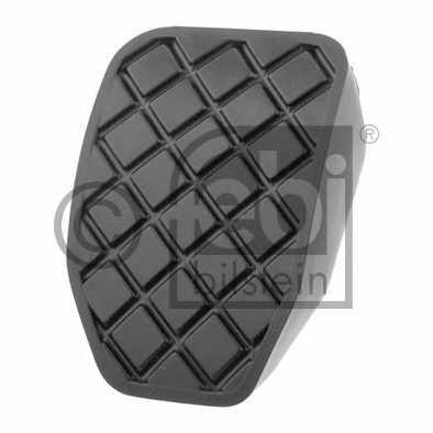 Педальные накладка, педаль тормоз FEBI BILSTEIN 28639 - изображение