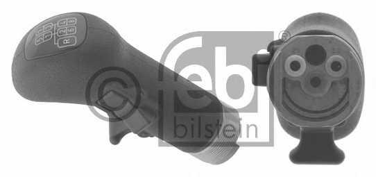 Ручка рычага переключения передач FEBI BILSTEIN 29168 - изображение