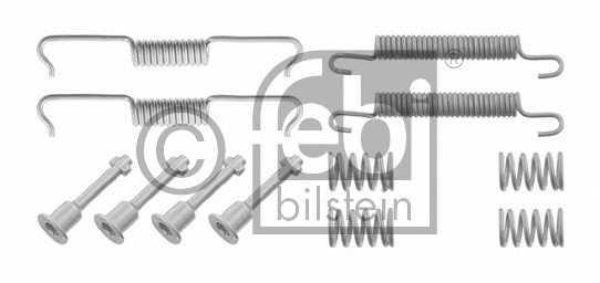 Комплектующие тормозной колодки FEBI BILSTEIN 29225 - изображение