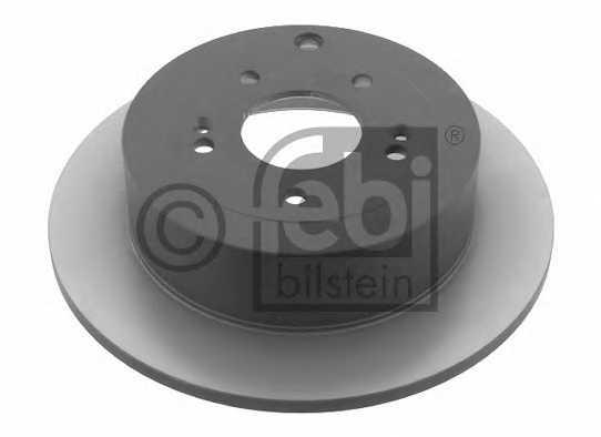 Тормозной диск FEBI BILSTEIN 29351 - изображение