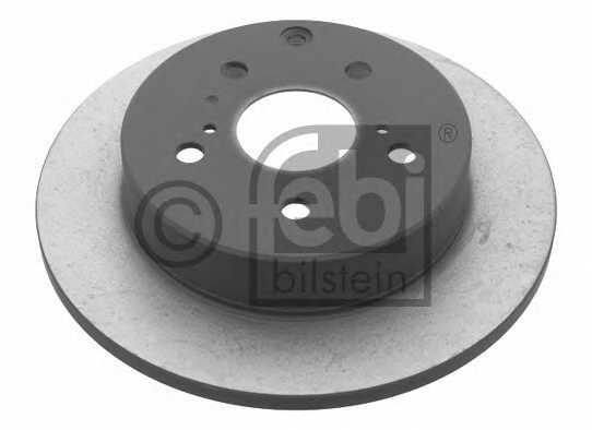 Тормозной диск FEBI BILSTEIN 29353 - изображение