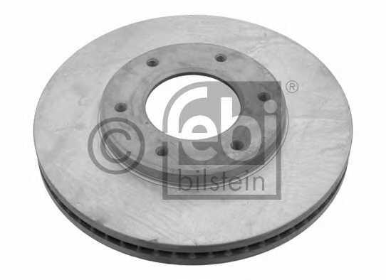 Тормозной диск FEBI BILSTEIN 29981 - изображение