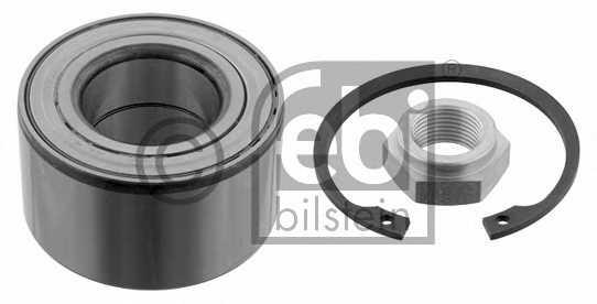 Комплект подшипника ступицы колеса FEBI BILSTEIN 30040 - изображение
