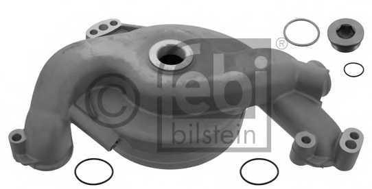 Водяной насос FEBI BILSTEIN 30102 - изображение