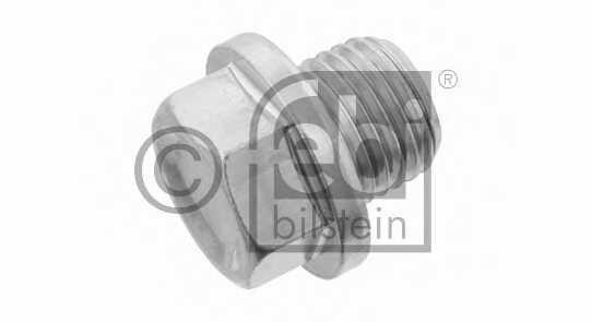 Резьбовая пробка, масляный поддон FEBI BILSTEIN 30180 - изображение