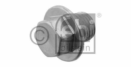 Резьбовая пробка, масляный поддон FEBI BILSTEIN 30262 - изображение