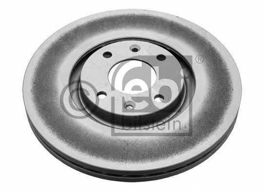 Тормозной диск FEBI BILSTEIN 30402 - изображение
